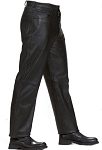 Mens Leather Pants with 5 Pockets