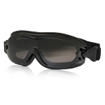 Fit Over Glasses Smoke Motorcycle Goggles