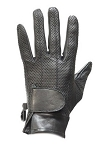 Womens Full Finger Motorcycle Gloves With Velcro