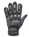 Mechanics Gloves with Top Hand Protective Shield