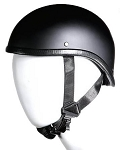 Flat Black Gladiator Novelty Motorcycle Helmet