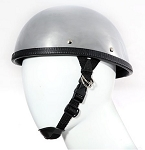 Classic Chrome Eagle Novelty Motorcycle Helmet