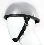 Classic Chrome Eagle Novelty Motorcycle Helmet