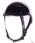 Chrome Gladiator Novelty Motorcycle Helmet