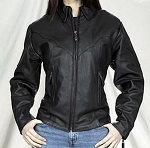 Womens Casual or Leather Motorcycle Jackets