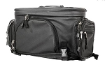 Motorcycle Sissy Bar Trunk Bag with Storage