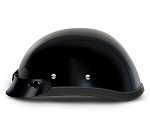 Eagle Gloss Black Novelty Motorcycle Helmets