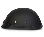 Eagle Dull Black Novelty Motorcycle Helmets