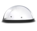 E-Z Rider Chrome Novelty Motorcycle Helmet