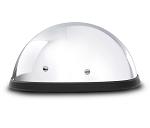 E-Z Rider Chrome Novelty Motorcycle Helmet
