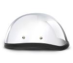 Eagle Chrome Novelty Motorcycle Helmet