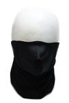 Motorcycle Face Mask With Fleece Lining
