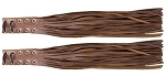 Brown Motorcycle Brake Clutch Lever Covers