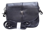 Womens Hip Bag Purse with Steer Skull