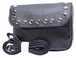 Womens Hand Bag, Hip Bag Combo with Studs