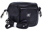 Womens Hip Bag Purse Combo with Steer Head