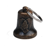 Praying Hands Motorcycle Bell