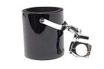 Gloss Black Motorcycle Handlebar Drink Cup Holder
