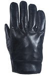 Men's Soft Leather Motorcycle Riding Gloves