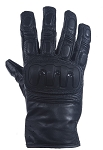 Men's Premium Leather Hard Knuckle Gloves