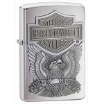 Harley Davidson Eagle Zippo Lighter