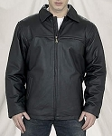 Mens Light Weight Blazer With Classic Collar
