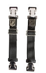 POW/MIA Motorcycle Boot Pant Alligator Clips