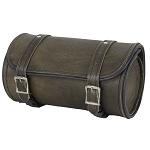 Dark Brown Leather Motorcycle Tool Bag