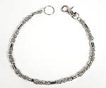 25 Inch Biker Keychain, Wallet Chain, Necklace