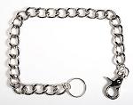 20 Inch Biker Keychain, Wallet Chain, Necklace
