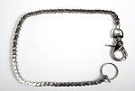 19 Inch Biker Keychain, Wallet Chain, Necklace